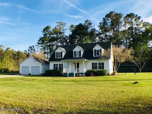 234 Williams Ridge Road, Newport, NC 28570 (MLS #100161358) :: Chesson Real Estate Group