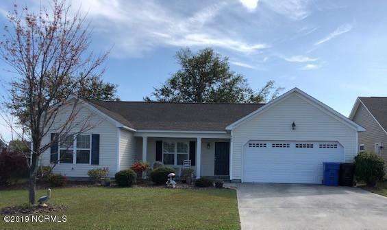 403 Amaryllis Lane, Holly Ridge, NC 28445 (MLS #100161449) :: Century 21 Sweyer & Associates