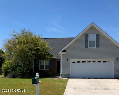 145 Emerald Drive, Hampstead, NC 28443 (MLS #100161813) :: Century 21 Sweyer & Associates