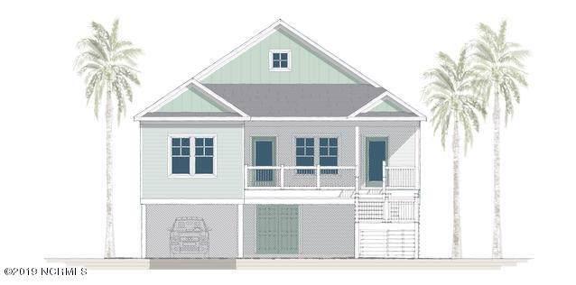 324 NE 48th Street, Oak Island, NC 28465 (MLS #100161926) :: Berkshire Hathaway HomeServices Myrtle Beach Real Estate