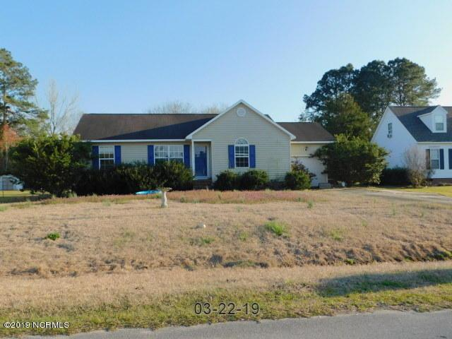 2679 Pine Knoll Drive, Kinston, NC 28504 (MLS #100162064) :: David Cummings Real Estate Team