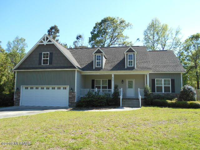 403 Lakeview Drive, Hampstead, NC 28443 (MLS #100162158) :: Donna & Team New Bern
