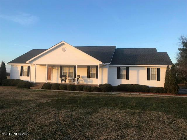12854 Harnett Dunn Highway, Dunn, NC 28334 (MLS #100162200) :: Courtney Carter Homes