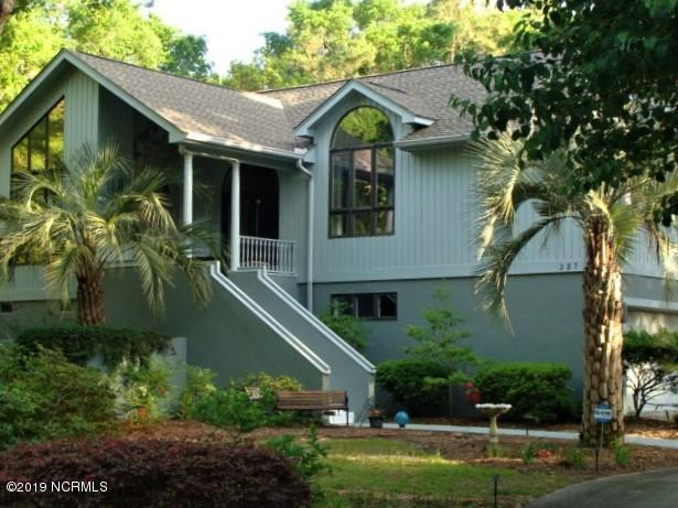 287 Heather Drive, Sunset Beach, NC 28468 (MLS #100163497) :: The Bob Williams Team