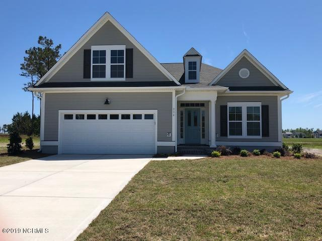 234 Summernights Way, Holly Ridge, NC 28445 (MLS #100163577) :: Courtney Carter Homes