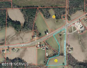 0 St Rose Church Road, Wilson, NC 27893 (MLS #100164349) :: Vance Young and Associates