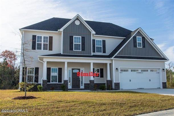 906 Obsidian Court, Jacksonville, NC 28546 (MLS #100164795) :: RE/MAX Elite Realty Group