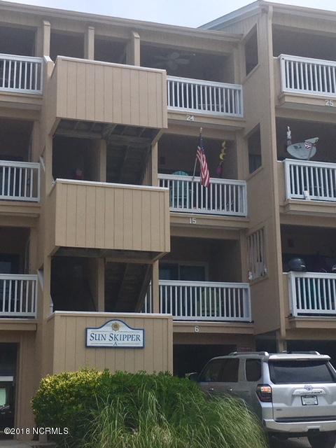 1600 Canal Drive A6, Carolina Beach, NC 28428 (MLS #100164798) :: Vance Young and Associates