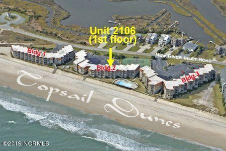 1840 New River Inlet Road #2106, North Topsail Beach, NC 28460 (MLS #100165261) :: Coldwell Banker Sea Coast Advantage