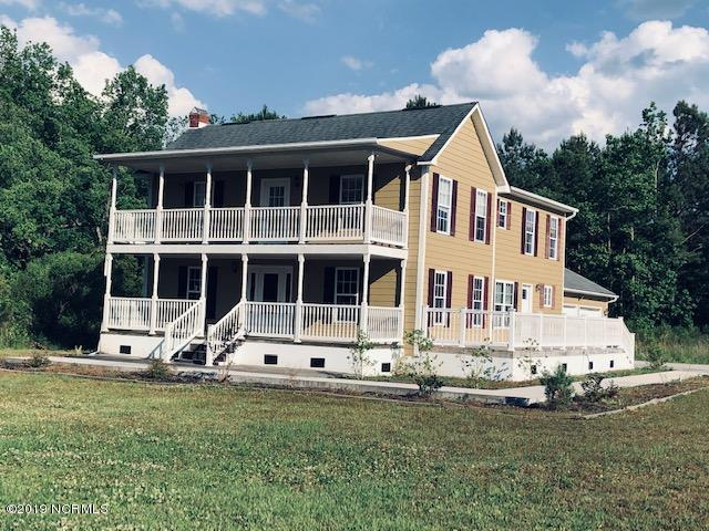 1130 Catfish Lake Rd Road, Maysville, NC 28555 (MLS #100165918) :: RE/MAX Elite Realty Group