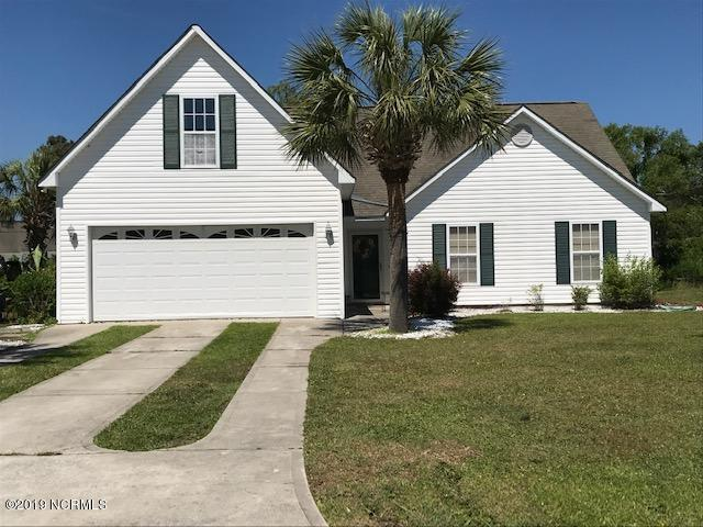 4928 Montserrat Drive, Southport, NC 28461 (MLS #100166010) :: The Keith Beatty Team