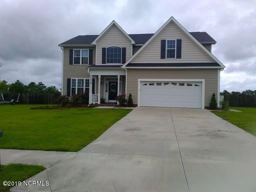 110 Cormorant Drive, Swansboro, NC 28584 (MLS #100166113) :: Century 21 Sweyer & Associates