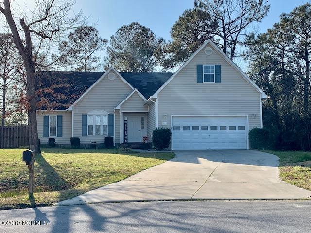 203 Ross Court, Sneads Ferry, NC 28460 (MLS #100166237) :: Coldwell Banker Sea Coast Advantage