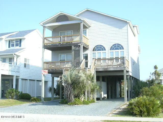235 E First Street, Ocean Isle Beach, NC 28469 (MLS #100166287) :: Century 21 Sweyer & Associates