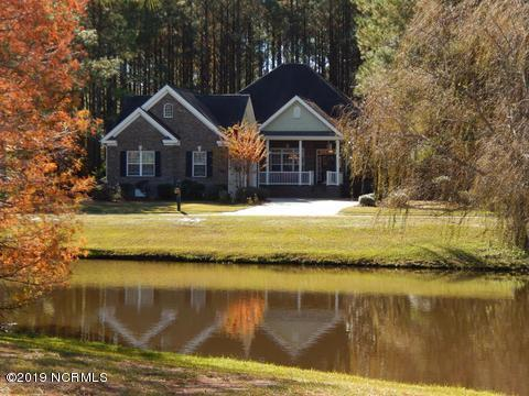 373 N Crow Creek Drive, Calabash, NC 28467 (MLS #100166318) :: RE/MAX Elite Realty Group