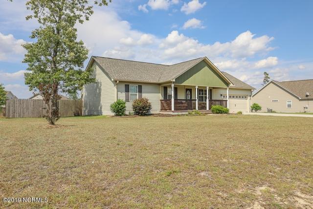 237 Rowland Drive, Richlands, NC 28574 (MLS #100166321) :: Lynda Haraway Group Real Estate