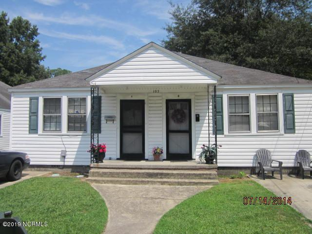 103 Pearson Street N, Wilson, NC 27893 (MLS #100166453) :: The Keith Beatty Team