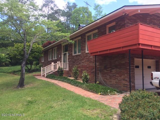 621 Airport Road, Clinton, NC 28328 (MLS #100166593) :: RE/MAX Elite Realty Group