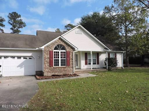 403 Jacqueline Drive, Havelock, NC 28532 (MLS #100166599) :: Chesson Real Estate Group