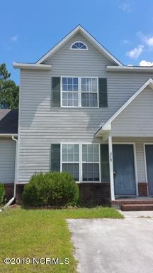 218 Mesa Lane, Jacksonville, NC 28546 (MLS #100166639) :: Chesson Real Estate Group