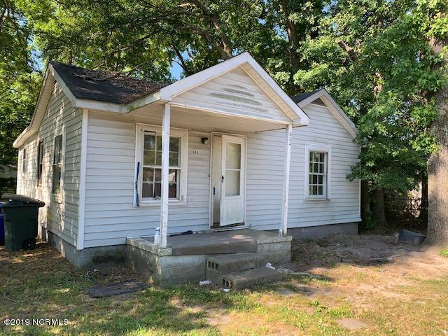 604 Griffin Street, Greenville, NC 27834 (MLS #100166757) :: The Pistol Tingen Team- Berkshire Hathaway HomeServices Prime Properties