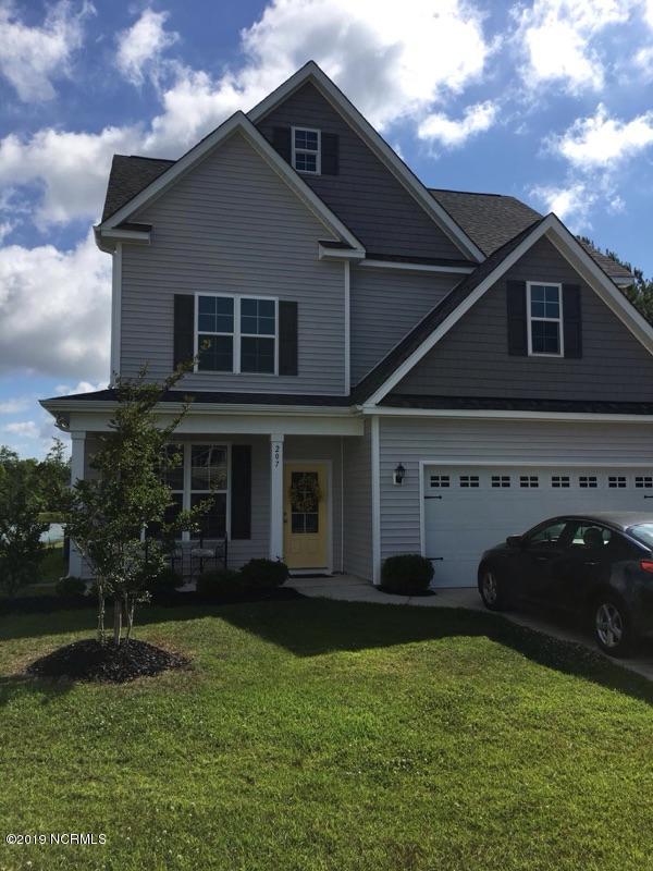 207 Pine Island Drive, Hampstead, NC 28443 (MLS #100166794) :: Century 21 Sweyer & Associates