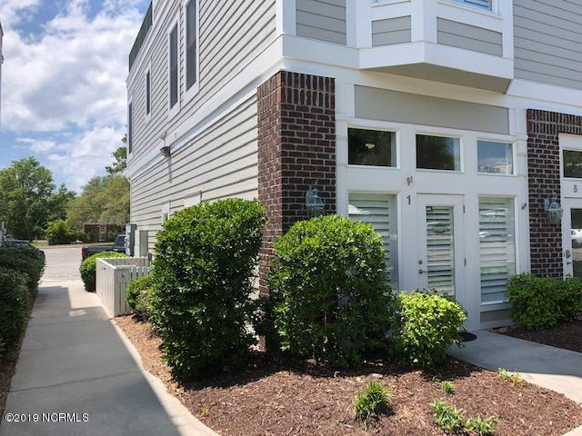 715 N Howe Street #1, Southport, NC 28461 (MLS #100166917) :: Vance Young and Associates