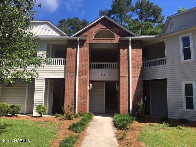 1120 Turtle Creek Road G, Greenville, NC 27858 (MLS #100166960) :: The Pistol Tingen Team- Berkshire Hathaway HomeServices Prime Properties