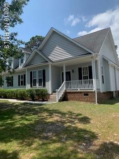 751 Jim Grant Avenue, Sneads Ferry, NC 28460 (MLS #100167240) :: Berkshire Hathaway HomeServices Prime Properties