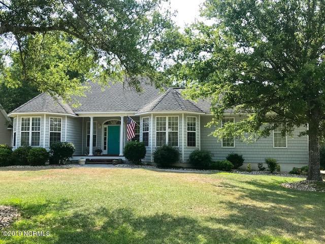 202 Shoreline Drive, Cedar Point, NC 28584 (MLS #100167920) :: Courtney Carter Homes