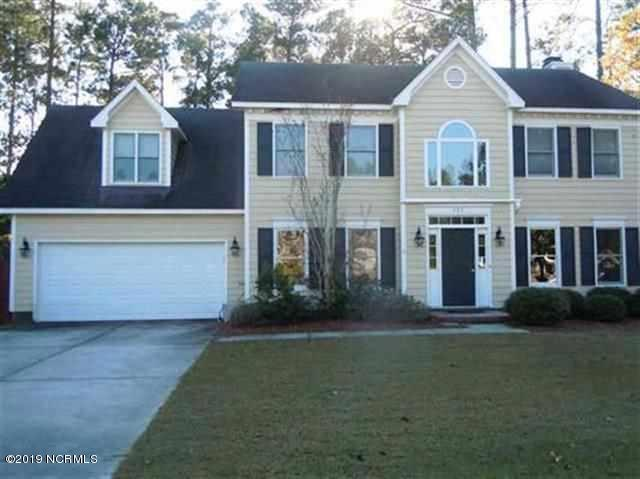 403 Hampshire Place, Jacksonville, NC 28546 (MLS #100168014) :: RE/MAX Essential
