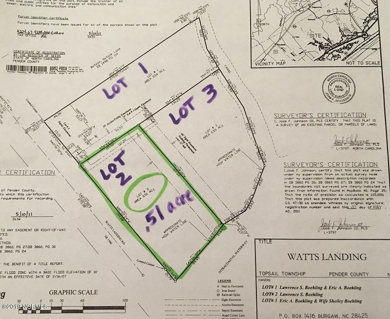 Lot 2 Watts Landing Road - Photo 1
