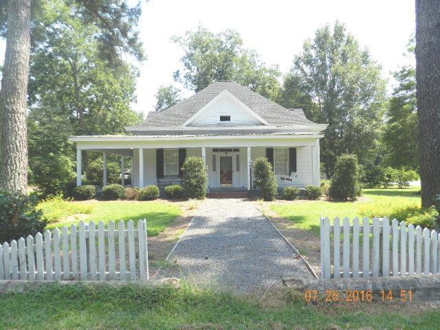 4820 Main Street, Gibson, NC 28343 (MLS #100169117) :: Donna & Team New Bern