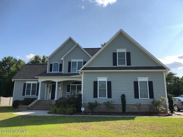 1074 Augusta Lane, Greenville, NC 27858 (MLS #100169336) :: Century 21 Sweyer & Associates