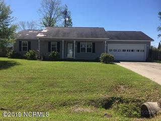 122 Clint Mills Road, Maysville, NC 28555 (MLS #100169353) :: The Keith Beatty Team