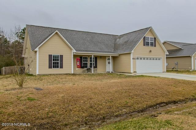 119 Christy Drive, Beulaville, NC 28518 (MLS #100169375) :: Courtney Carter Homes