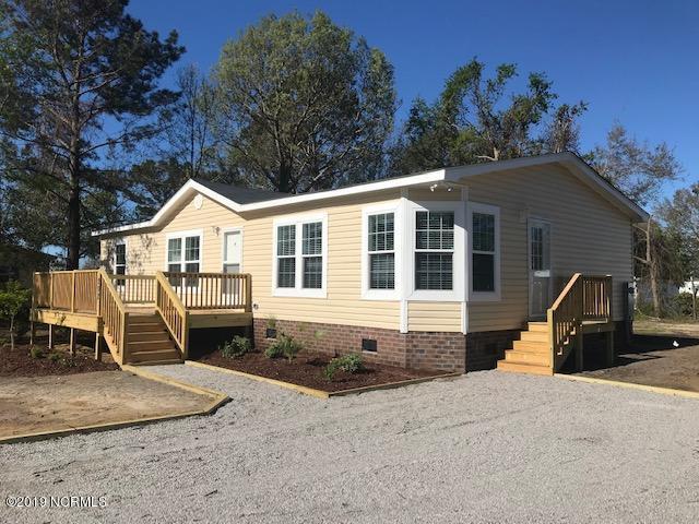 202 Easy Street, Cape Carteret, NC 28584 (MLS #100169482) :: Courtney Carter Homes