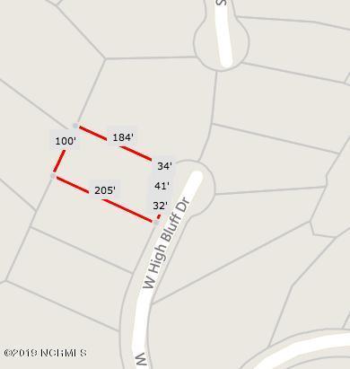 Lot 23 W High Bluff Drive, Hampstead, NC 28443 (MLS #100169858) :: RE/MAX Essential