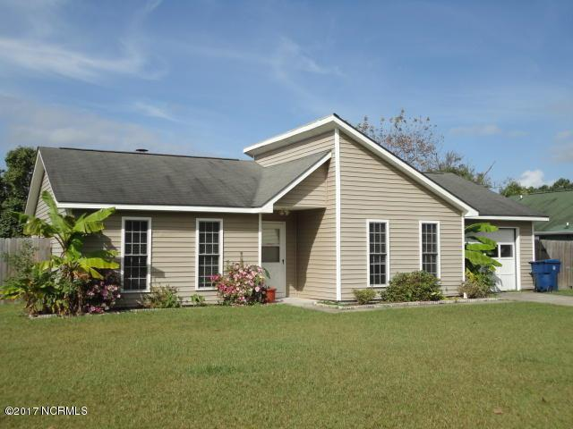 218 Sanders Lane, Havelock, NC 28532 (MLS #100170342) :: Century 21 Sweyer & Associates