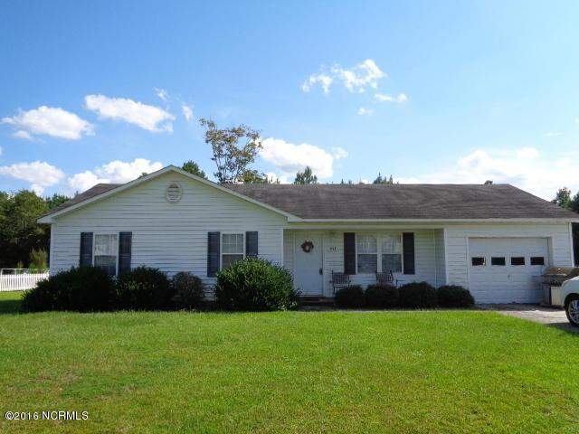 1043 Shirley Drive, Jacksonville, NC 28540 (MLS #100170388) :: Century 21 Sweyer & Associates