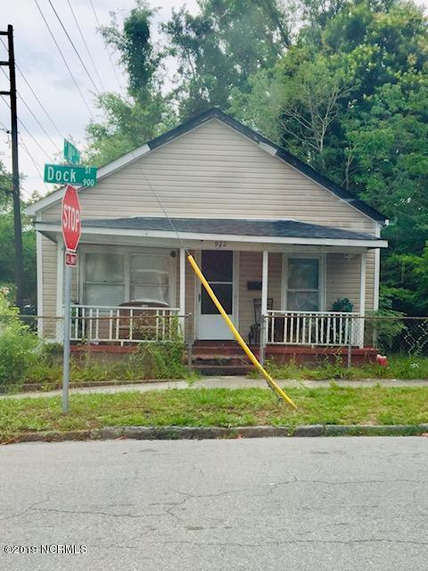 922 Dock Street, Wilmington, NC 28401 (MLS #100170515) :: Century 21 Sweyer & Associates