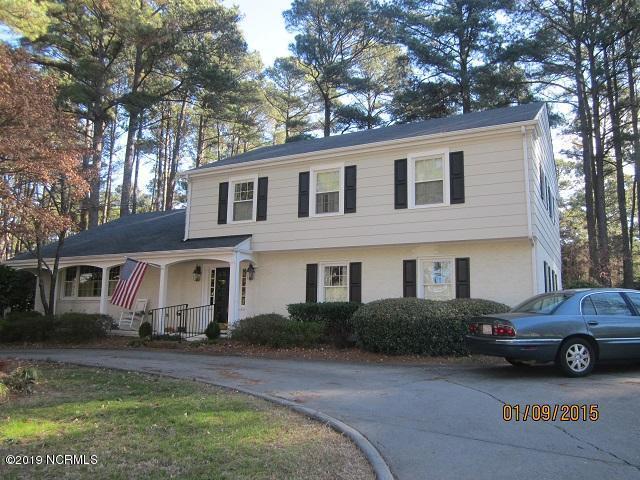 1118 Laurel Lane NW, Wilson, NC 27896 (MLS #100170549) :: Century 21 Sweyer & Associates