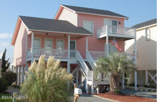 142 Southshore Drive, Holden Beach, NC 28462 (MLS #100170761) :: RE/MAX Elite Realty Group