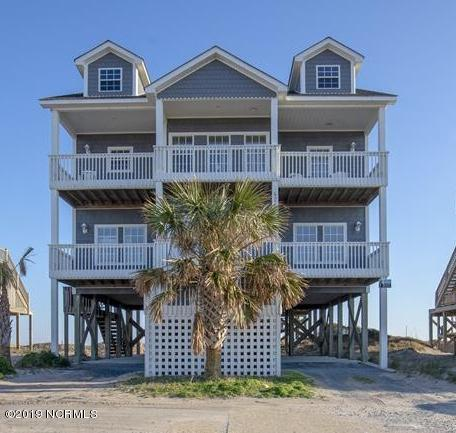 424 New River Inlet Road, North Topsail Beach, NC 28460 (MLS #100170795) :: The Oceanaire Realty