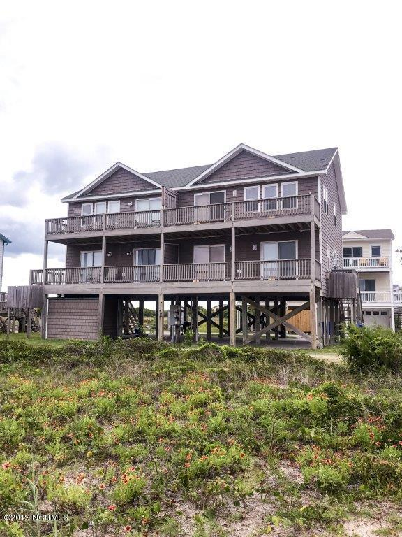 103 Summer Place Dr. Drive, North Topsail Beach, NC 28460 (MLS #100170859) :: The Oceanaire Realty