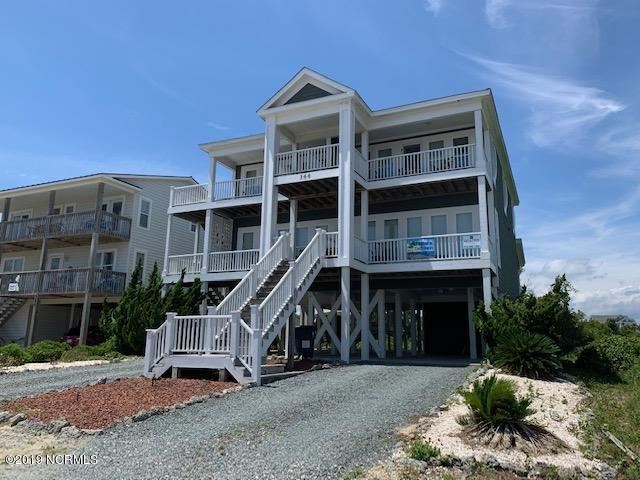 344 Ocean Boulevard W, Holden Beach, NC 28462 (MLS #100170988) :: The Pistol Tingen Team- Berkshire Hathaway HomeServices Prime Properties