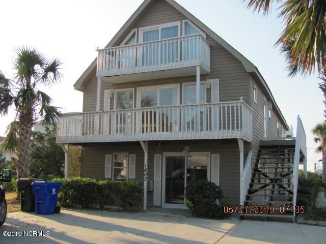 1402 N New River Drive, Surf City, NC 28445 (MLS #100171014) :: Vance Young and Associates