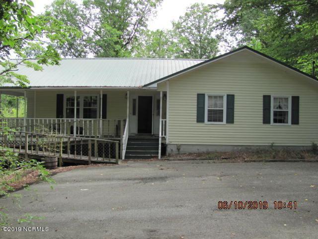 580 Johnson Nursery Road, Willard, NC 28478 (MLS #100171229) :: Vance Young and Associates