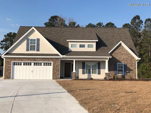 3850 E Baywood Lane, Greenville, NC 27834 (MLS #100171525) :: Berkshire Hathaway HomeServices Prime Properties