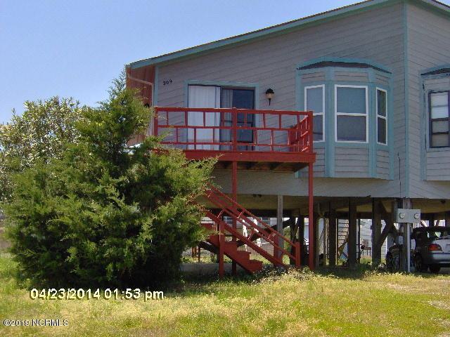 209 Coastal Drive, North Topsail Beach, NC 28460 (MLS #100171975) :: The Keith Beatty Team